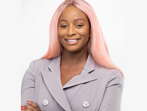 Florence 'Cuppy' Otedola (Business Management, 2014)